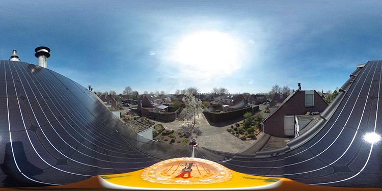 360 graden foto