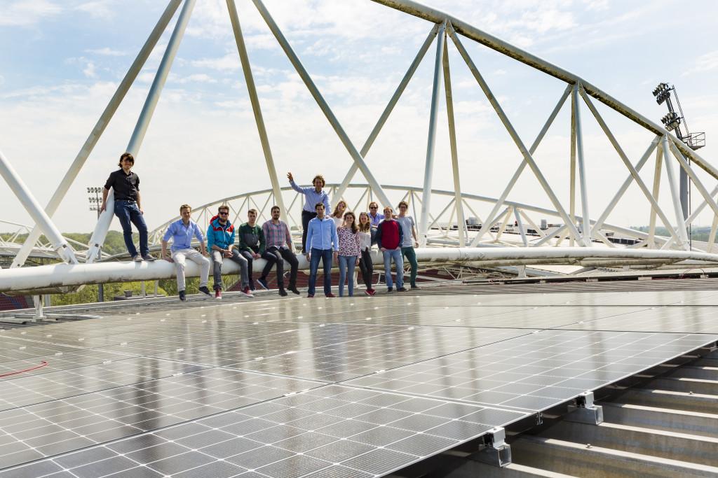 Solar Monkey team