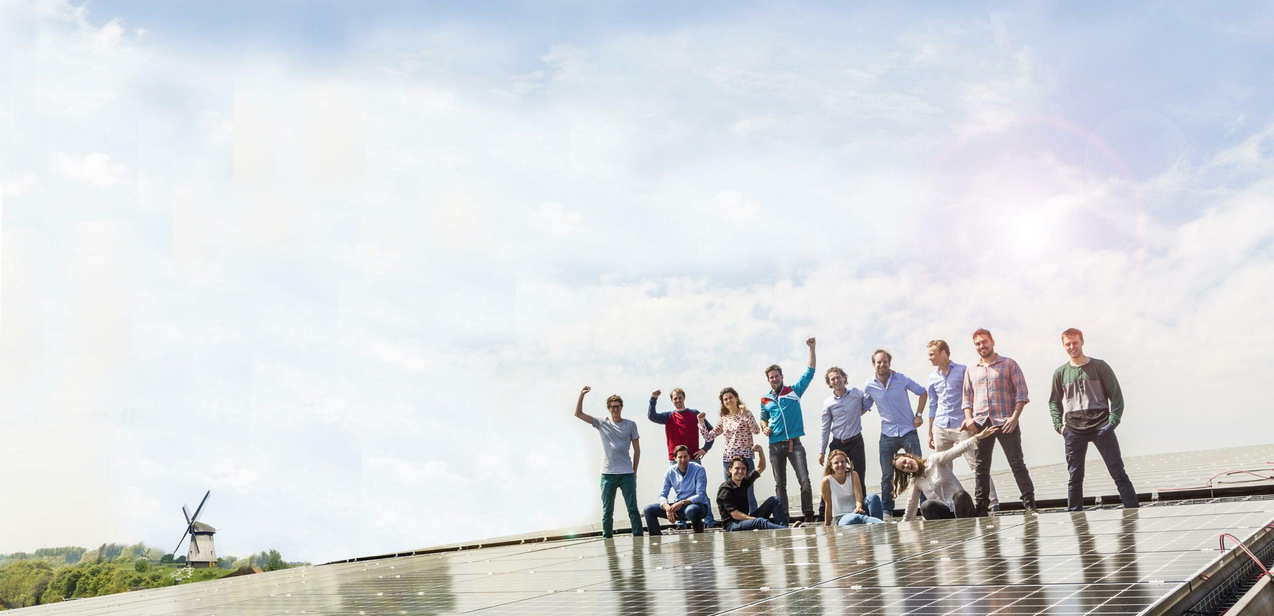 Solar Monkey team foto